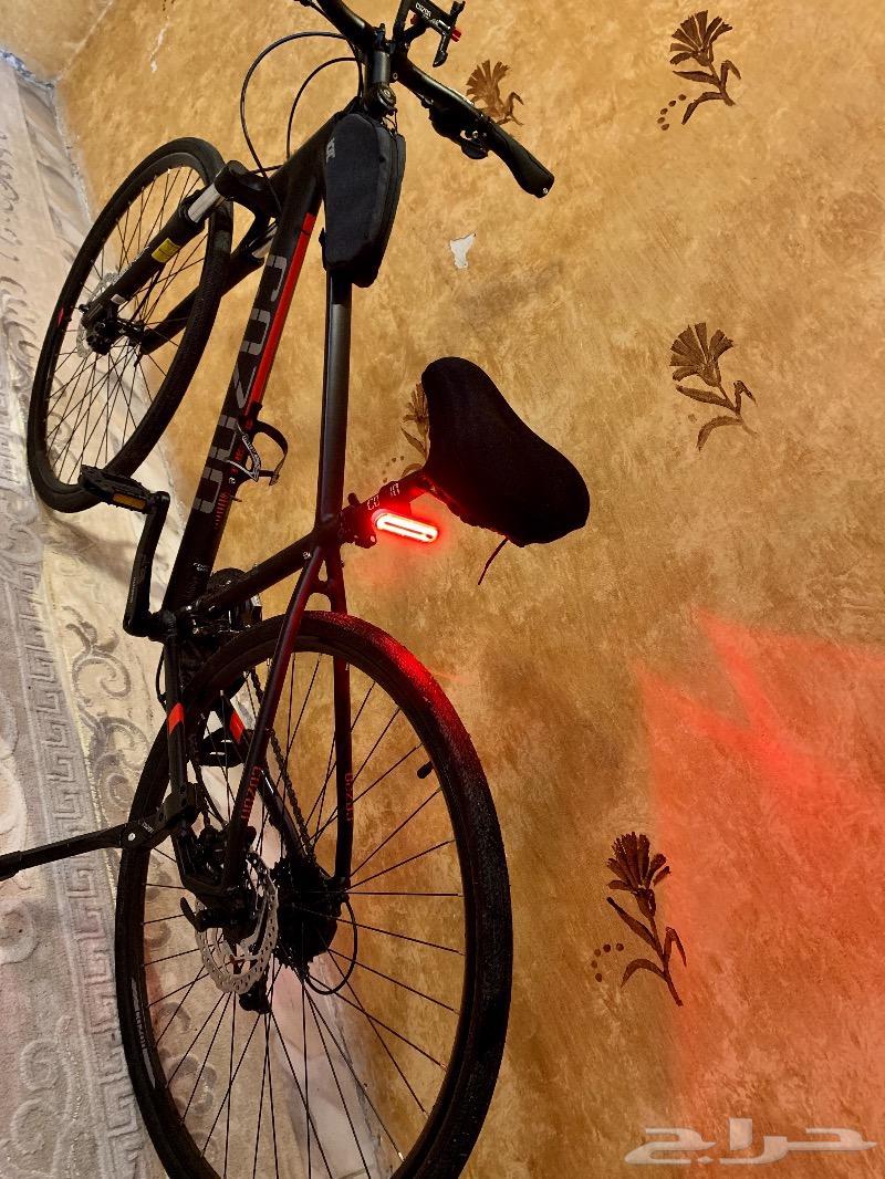 دراجة كوزون شبه جديدة تم الشراء من اسبوعين