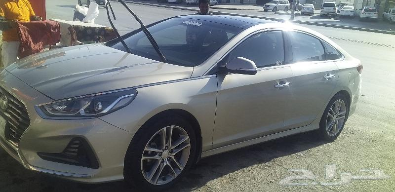 Hyundai sonata 2018 model full opoption finge