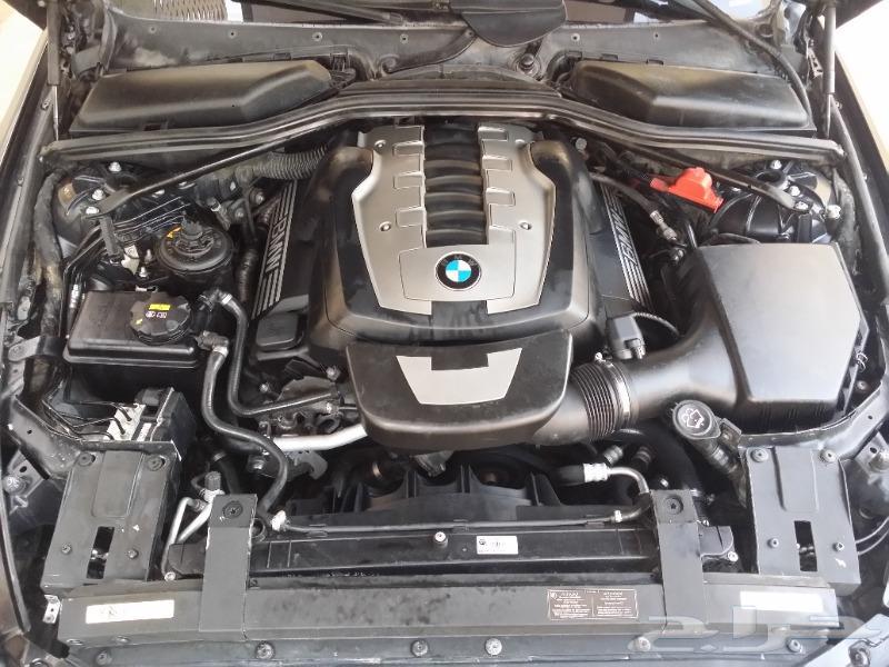 BMW 650i V8 2007
