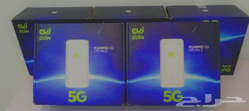 حراج الأجهزة | راوتر هواوي فايف جي زين h112-373 فقط ب575