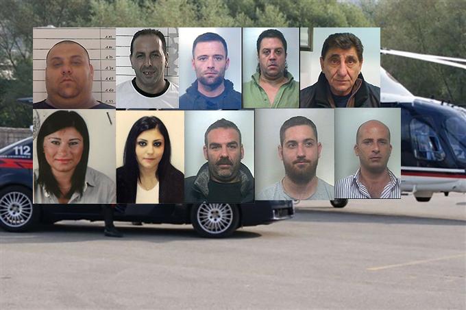 Camorra, detenuto evade del carcere: catturato nel casertano