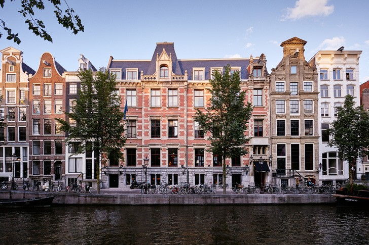 Нидерланды: Отель The Hoxton Hotel Amsterdam