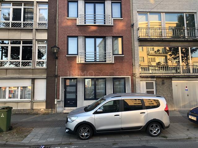 appartement te huur merksemminister delbekelaan 54 bus 0 vraagprijs 15 fotos