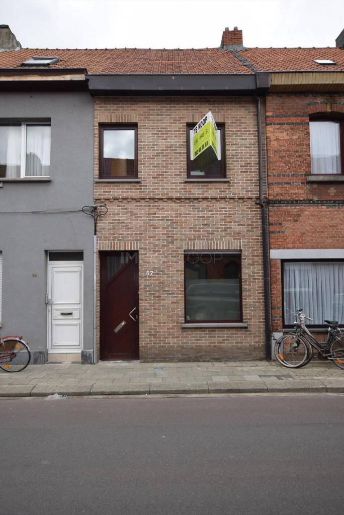 Woning te koop aerschotstraat 67 in 9100 sint niklaas for Huis te koop sint niklaas
