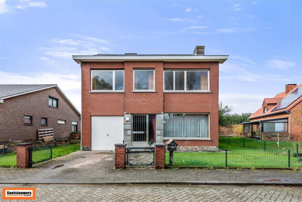 Woning te koop wijnegemsteenweg 41 in 2160 wommelgem for Huis te koop in wommelgem