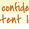 Affirmation - I am a confident and competent leader