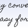 Affirmation - Initiating conversations is easy for me