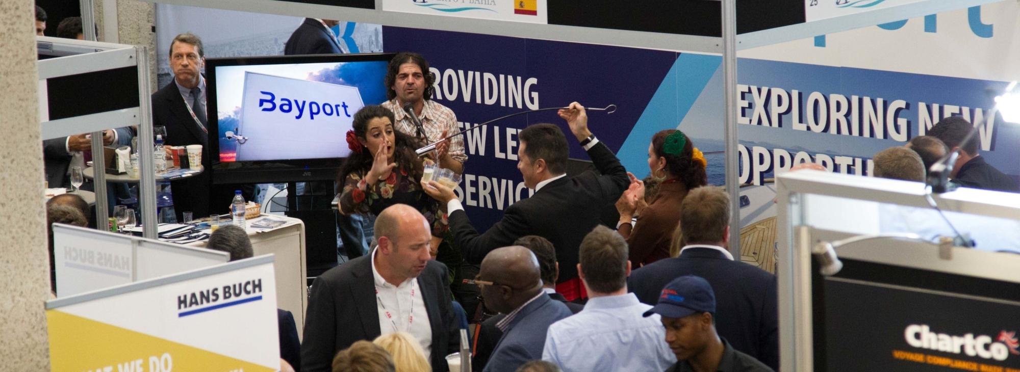 Exhibition   IMPA London 2019