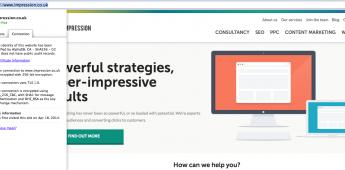 Impression Secure Website