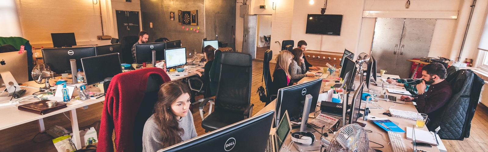 impression agency studio nottingham