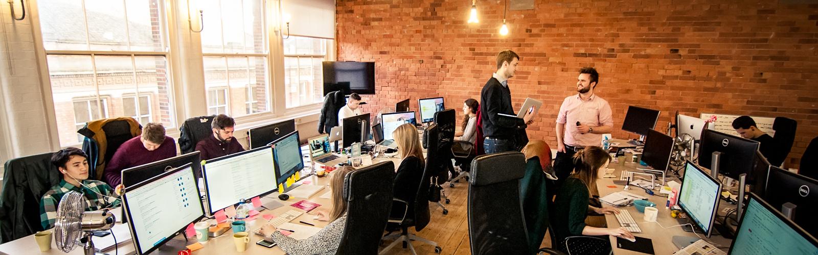 digital marketing team nottingham
