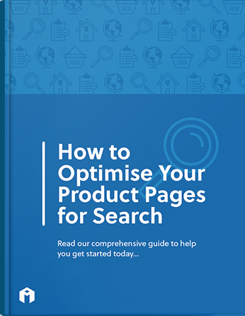 how to optimise your product pages for search