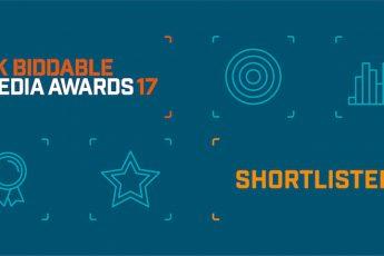 uk biddable media awards impression