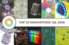 Top 10 University Innovations 2018 Q2 IN-PART - 1