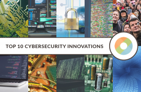 Top 10 Cybersecurity Innovations 2018 IN-PART - Blog Header 1