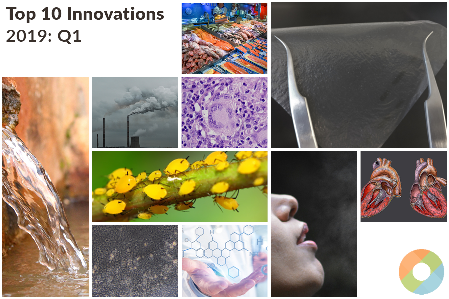 Top 10 Innovations 2019 Q1 - IN-PART - Blog Header