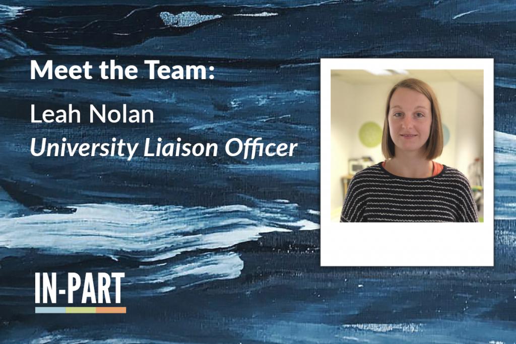 Leah Nolan IN-PART - Blog Footer - University Liaison