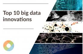 Top 10 Big Data Innovations - IN-PART Blog Header image