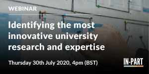 mobilising university-industry collaboration - IN-PART blog - Webinar 4