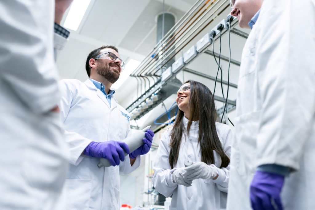 IN-PART Blog - university-industry COVID-19 collaborations - Header image