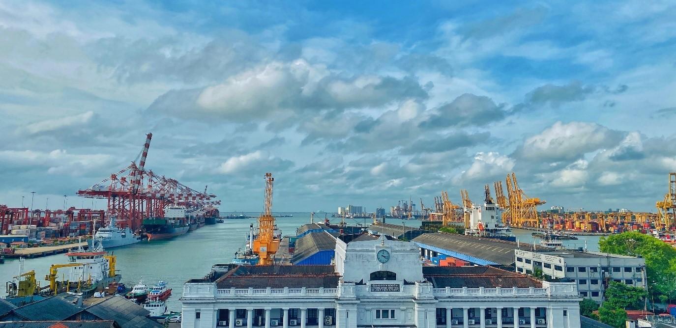 Colombo, Sri Lanka – site of Inchcape Mackinnon Mackenzie Shipping's new office
