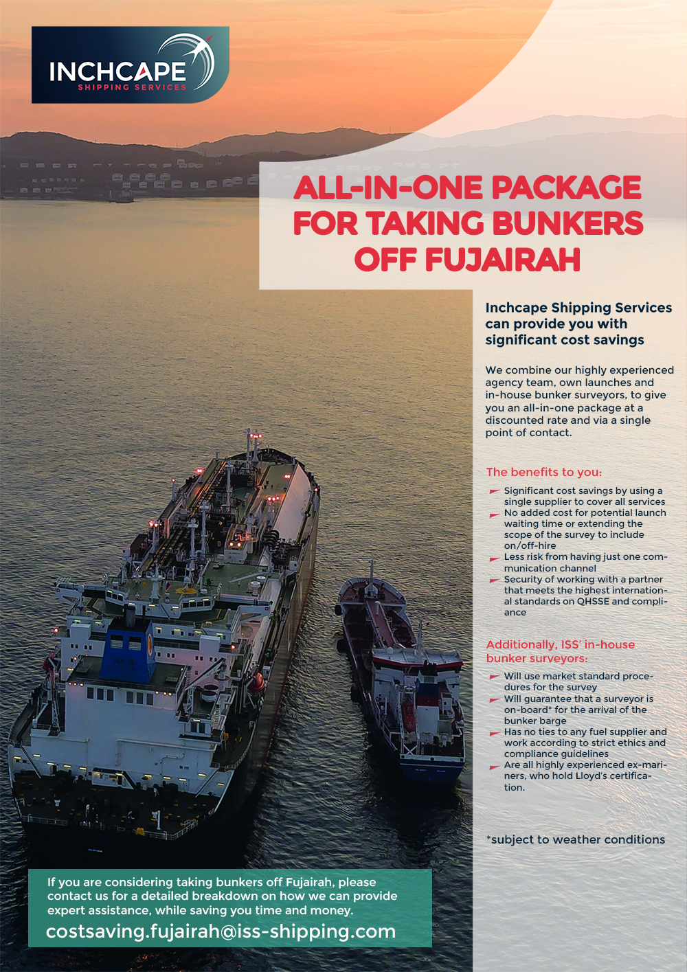 Inchcape Shipping Services - A Smoother, Smarter, Ocean