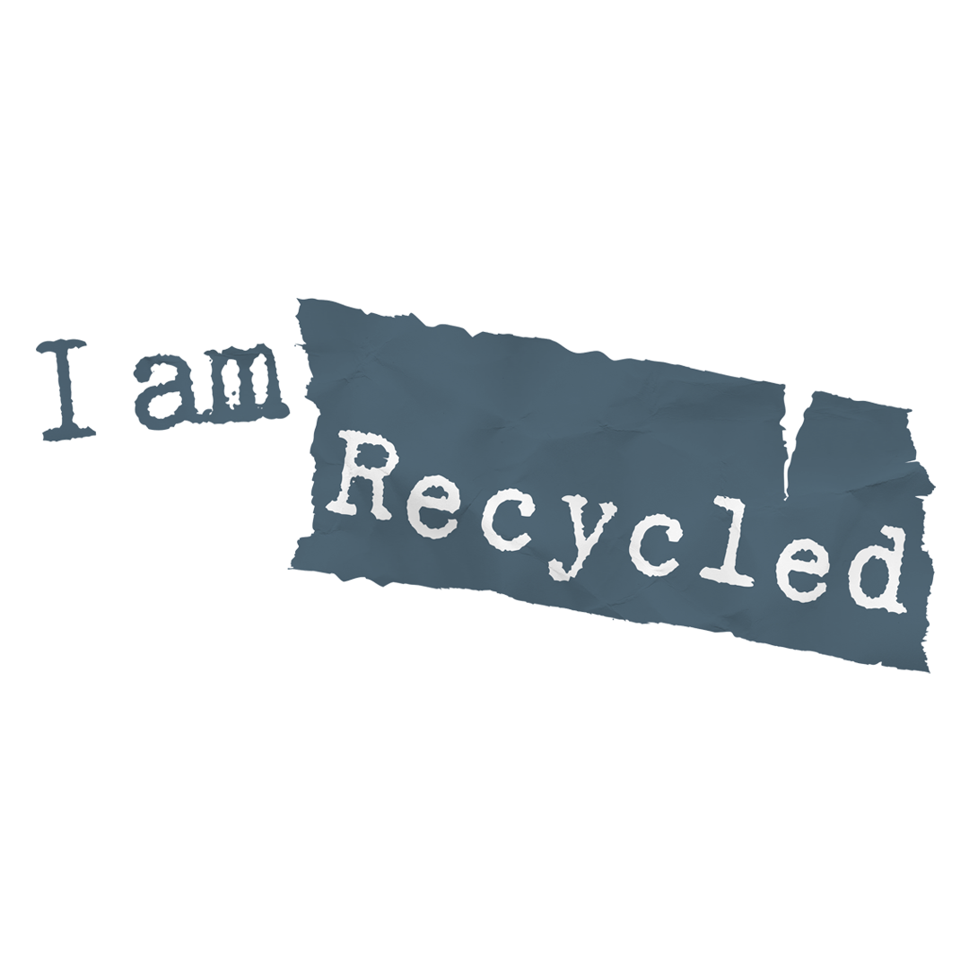 I am Recycled logo