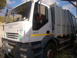 Mezzi e attrezzatura per raccolta rifiuti urbani_Piana Albanesi - Asta 1005