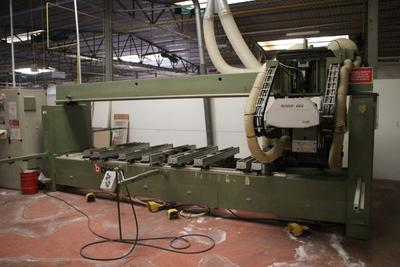 Kitchen manufacturing and woodworking machines - Lot  (Auction 1024)