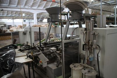 Boring and inserting machine Biesse - Lot 77 (Auction 1024)
