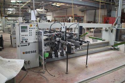 Milling machine Biesse - Lot 78 (Auction 1024)