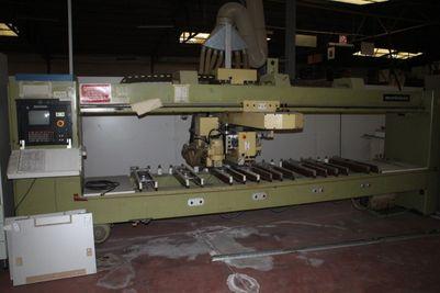 Boring machine Morbidelli - Lot 99 (Auction 1024)