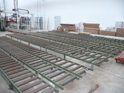 Roller conveyor belts  - Lot 10 (Auction 1062)