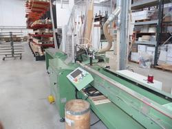 Cutting off machine Essepigi - Lot 25 (Auction 1062)