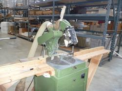 Radial cutting off machine - Lot 27 (Auction 1062)