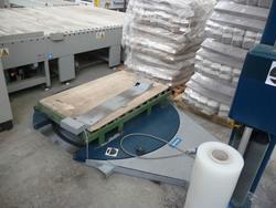 Semiautomatic lap machine Robopac - Lot 57 (Auction 1062)