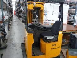 Forklift Jungheinrich - Lot 65 (Auction 1062)