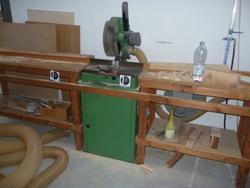 Cutting off machine Omga - Lot 7 (Auction 1062)