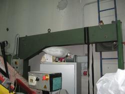 Taglierina verticale e Linea di taglio Pedrazzoli - Lotto  (Asta 1070)