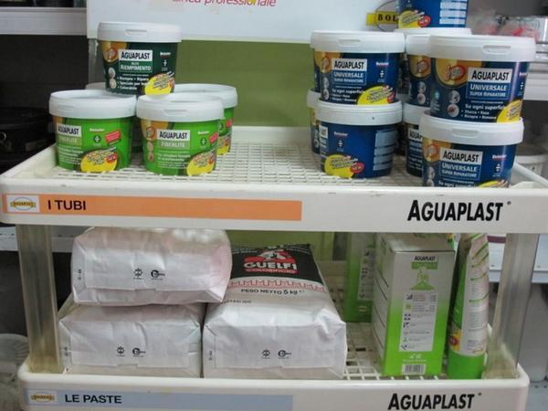 9#1082 Stucco in polvere e in pasta