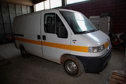 Fiat Ducato 14 truck - Lot 8 (Auction 10890)