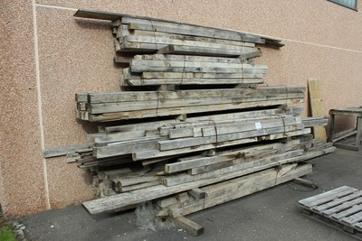 Tower crain Potain and scaffolding elements - Auction 1097