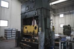 Pressa meccanica Colombo Vulcano - Lotto 1 (Asta 1109)