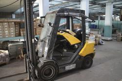 Forklift OM - Lot 31 (Auction 1109)