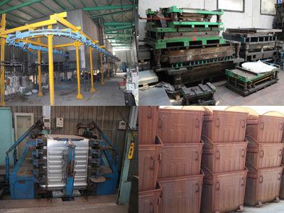 MECCANICA MAZZOCCHIA_Producción contenedores residuos sólidos - Subasta 11090