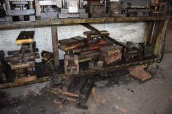 Iron moulders for press - Lot 5 (Auction 11090)