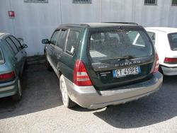 Subaru Forester - Lotto 19 (Asta 1114)
