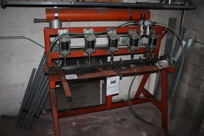 Macchinari lavorazione acciaio e rame - Asta 1125
