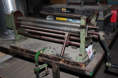 Manual calender - Lot 36 (Auction 1125)