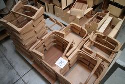 Casse in legno - Lotto 205 (Asta 1137)